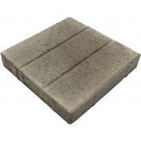 Urallinen betonilaatta Lujabetoni, 300x300x50mm, harmaa