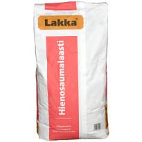 Hienosaumalaasti Lakka 25kg, Myyntierä 12sk, Verkkokaupan poistotuote
