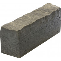 Loimureunakivi Lakka, 100x140x351mm, mustavalkoinen