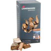 Savustuspalat Landmann Hickory 1.5kg