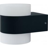 LED-seinävalaisin Ledvance Endura Style UpDown Puck 13W, tummanharmaa