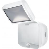 LED-seinävalaisin Ledvance Battery Spotlight Single paristokäyttöinen, valkoinen, liiketunnistin