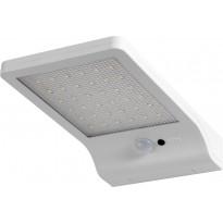 LED-seinävalaisin Ledvance Door Solar paristokäyttöinen, valkoinen, liiketunnistin