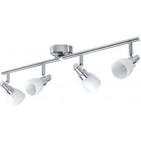 LED-Kattospotti Ledvance G9 4x2W, 800lm, 675mm
