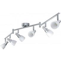 LED-Kattospotti Ledvance G9 6x2W, 1200lm, 1250mm