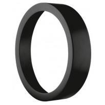 Koristekehys Ledvance Bulkhead Ring 250, musta