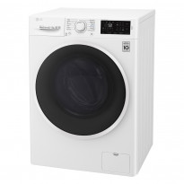 Kuivaava pyykinpesukone LG F4J6TM0W, 8/5kg, 1400rpm