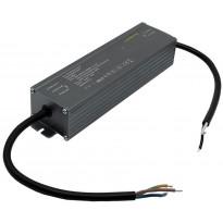 LED-virtalähde Limente 24V, 250W, IP67, ulkokäyttöön