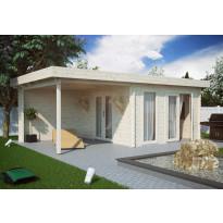 Vierasmaja Luoman Lillevilla Premium 529 12.96m²
