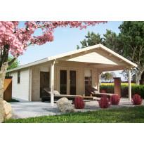 Vierasmaja Luoman Lillevilla Premium 511 36.38m²
