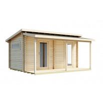 Pihasauna Luoman Lillevilla 729 Kihu/Sauna 8, 13.2m²