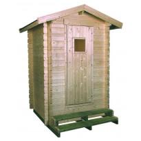Puucee Lillevilla Toilet 13, 1,7m²