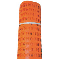 Huomioverkko, 1 x 50m, oranssi