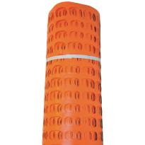 Huomioverkko, 1,5 x 50m, oranssi