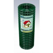 Esaplax-verkko, PVC, 1000mm, 19mm, 0,9/1,4mm, 25m