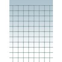 Minkkiverkko, 25,4 x 25,4mm / 800mm, 30,5m, sinkitty