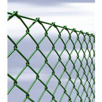Panssariaita, PVC, 50 x 50mm rulla, 1,5 x 25m, vihreä