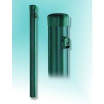 Aitatolppa, pyöreä, 120cm, Ø 38mm, vihreä