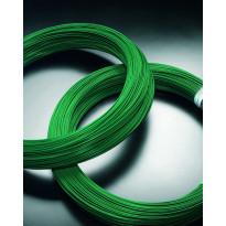 Pingotuslanka puutarhaan, PVC, Ø 2,0 / 3,1mm, 55m, vihreä