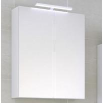 Peilikaappi Lektar Indoor Suvas 60cm, valkoinen