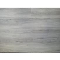 Vinyylilattia Lektar Indoor PV00405, vaaleanharmaa, puhtaan sävyinen, 4 mikroviistettä, martioitu pinta 2,233 m²/pak