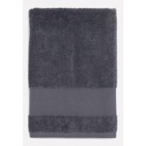 Käsipyyhe Lennol Enni, 50x70cm, tummanharmaa