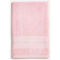 Käsipyyhe Lennol Enni, 50x70cm, roosa, kristallein