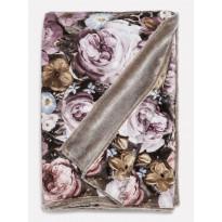 Torkkupeitto Lennol Amalia, 125x170cm, roosa, beige Naava-vuori