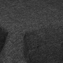 Päiväpeitto Lennol Lassi, 250x260cm, musta meleerattu