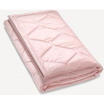 Päiväpeitto Lennol Manuel, 270x300cm, vaalea roosa