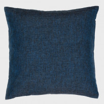 Koristetyyny Lennol Lassi, 50x50cm, sininen meleerattu
