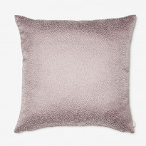 Koristetyyny Lennol Bianca, 45x45cm, roosa