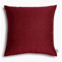 Koristetyyny Lennol Caro, 50x50cm, tummanpunainen