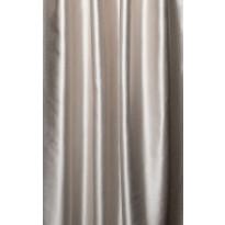 Sivuverho Lennol Claudia, 140x260cm, beige, taustalenkeillä