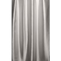 Sivuverho Lennol Claudia, 140x260cm, harmaa, taustalenkeillä