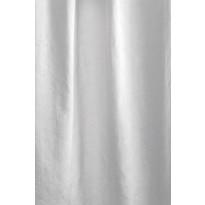 Sivuverho Lennol May, 140x260cm, valkoinen, taustalenkein