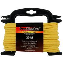 Yleisnaru ProMaster PP, 4 mm x 20 m keltainen