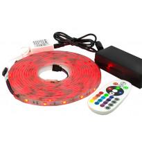 LED-nauhasarja V-TAC Led Strip RGB 5 m, 500 lm/m