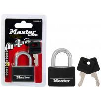 Riippulukko MasterLock 40x21mm, vinyyli