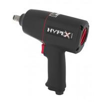 """Mutterinväännin Hypex, paineilma, 1/2"""", 1492 Nm"""