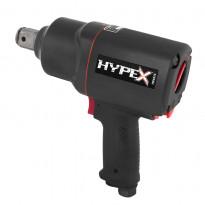 """Mutterinväännin Hypex, paineilma, 1"""", 2034 Nm"""
