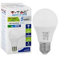 LED-polttimo V-TAC, 9W, E27, 4000K