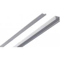 Kaapelikanava Limente Led-Line 1000 mm alumiini
