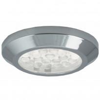 LED-kalustevalaisinsetti Lapetek Led-Lion 3 1x1,7 W 4200 K Ø 62,4x11 mm alumiini