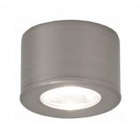 LED-kalustevalaisinsetti Limente Led-Faro 2x1 W 4000 K Ø 30x20 mm rosteri