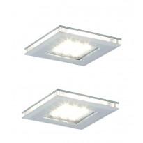 LED-kalustevalaisinsetti Limente LED-Vita 10, 2x4.2W 24V