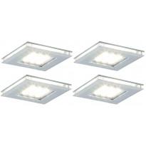 LED-kalustevalaisinsetti Limente LED-Vita 10, 4x4.2W 24V