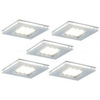 LED-kalustevalaisinsetti Limente LED-Vita 10, 5x4.2W 24V