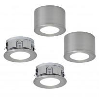 LED-alasvalosetti Limente LED-Faro 2x2.2W, 24V