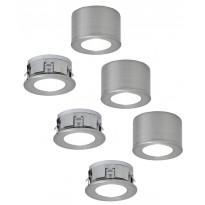 LED-alasvalosetti Limente LED-Faro 3x2.2W, 24V